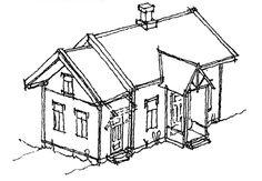 Tilbygg på gamle hus Ceiling Lights, Architecture, Home Decor, Google Search, Arquitetura, Decoration Home, Room Decor, Outdoor Ceiling Lights, Architecture Design