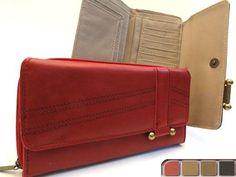 6f5415c49 35 Billetera grande con fichero y monedero. Mod.: camel Mod.: bison Mod.:  negro $77