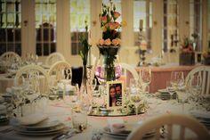 Centro de Mesa / Wedding Table Decoration