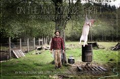 The Farmstead Meatsmith has instructional videos for butchering and curing pork. They have a beautiful and real approach to documenting methods of preparing a succulent food.