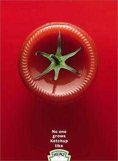 a-day: Publicidad creativa Heinz