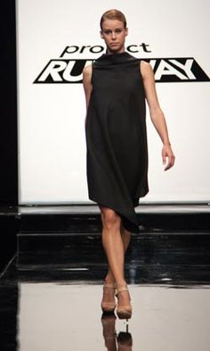 Project Runway, Season 9, Challenge 12. Anya the Amazing. I can't get enough of her fashion mind!