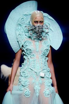 Amato Furne: FURNE ONE Dubai Fashion Week S/S 2012