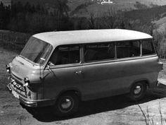 OG | 1968 Škoda 1203 | Prototype typ 987 dated 1957