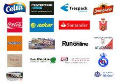 Patrocinadores Media Maratón Riotuerto