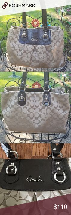 Coach Handbag Excellent condition. Barely used Coach Bags Totes