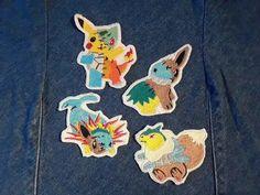 Frankenmon patches