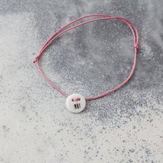 MUT Hoop Earrings, Mini, Jewelry, Mont Blanc, Knot, Handmade, Jewlery, Jewels, Jewerly