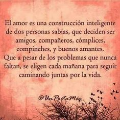 #Frasesdeamorparael #Frasesdeamorparaella Romantic Spanish Quotes, Romantic Poems, Prayer For Boyfriend, Wedding Ceremony Readings, Wedding Poems, Love Quotes, Inspirational Quotes, Something To Remember, Leadership Quotes