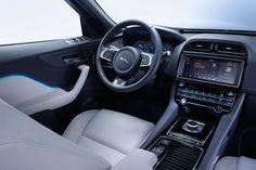 All New 2016 Jaguar F-Pace