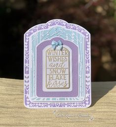 Tonic Cards, Birthday Cards, Projects To Try, Card Making, Frame, Card Ideas, Studios, How To Make, Scrapbooking