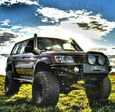 The great NISMO beast Nissan 4x4, Nissan Trucks, Nissan Navara, 4x4 Trucks, My Dream Car, Dream Cars, Custom Tacoma, Nissan Patrol Y61, Patrol Gr