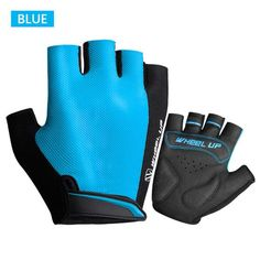 WHEEL UP Cycling Half Finger  Gloves