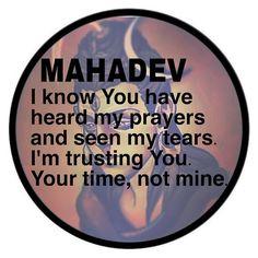 I'm trusting you #Mahadev #HarHarMahadev #OmNamahShivaya
