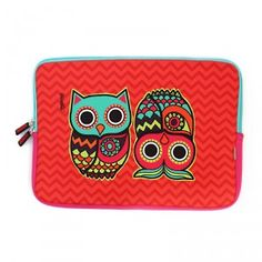 #Chumbak #Owls Of #India #Laptop Sleeve #allMemoirs