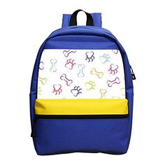 InterestPrint Carry-on Garment Bag Travel Bag Duffel Bag Weekend Bag Cute Dinosaurs Roaring