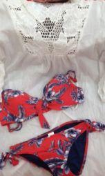 White Kaftan, Cape Town, Spin, Bikinis, Swimwear, Beachwear, Lipstick, Clothes, Fashion