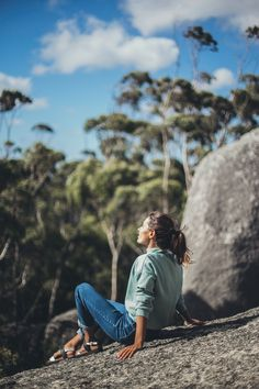 Get inspired to travel the world, check out the travel film list I've got in this post as well as some photography of Western Australia: http://donttellanyone.net/blog/life-lately-granite-sky-walks/!