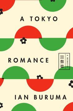 Ian Buruma, A Tokyo Romance, design by Oliver Munday (Penguin Press) design The 75 Best Book Covers of 2018 Best Book Covers, Beautiful Book Covers, Book Cover Art, Book Cover Design, Book Design, Ux Design, Flyer Design, Book Art, Graphic Design Magazine