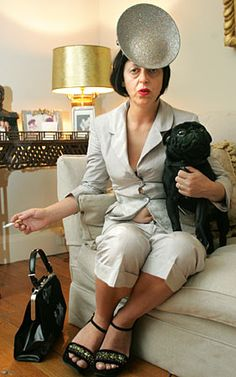 femail article isabella blow eccentric