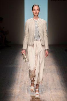 Défilé Salvatore Ferragamo, prêt-à-porter printemps-été 2015, Milan. #MFW #Fashionweek #runway