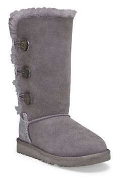 7324f1dbdd67 Ugg Women Winter Boots UGG Bailey Button Triplet Boot Youth shearling  Molded EVA sole Shaft measures approximately from arch Fit  True to Size  Features of ...
