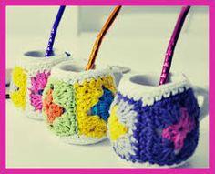 Resultado de imagen para mates a crochet