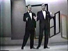 Shall We Dance?- Gene Kelly & Donald O'Connor just being amazing, that's all.