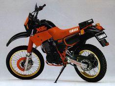 Yamaha XT 600 K