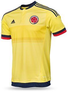 Camisa de Colombia