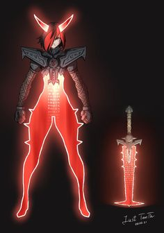 Female Character Design, Character Design Inspiration, Character Art, Armor Concept, Concept Art, Doom Demons, Doom Game, Samurai Artwork, Digital Art Girl