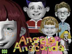 Angela Anaconda images Angela Anaconda HD wallpaper and background . Angela Anaconda, Profile Wallpaper, Hd Wallpaper, Kids Tv Shows, 90s Childhood, Cartoon Tv, Tree Branches, Art Pieces, Funny