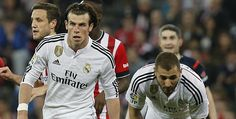 Real Madrid slipped up in familiar circumstances against Athletic de Bilbao on Saturday. Ancelotti's side repeated their error from Villarreal's visit to the Bernabéu last week by only performing in one half of the match.