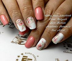 "Polubienia: 480, komentarze: 2 – Маникюр. Дизайн ногтей. МК (@ru_nails_master) na Instagramie: ""Мастер @irina_nails_schuchinsk Нравится работа? Ставь #ru_nails_master #дизайнногтей #ноготки…"""