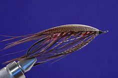 Purple King #spey fly