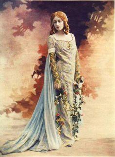 Opera Singer Mary Garden
