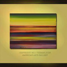ORIGINAL PAINTING Custom Abstract Large door americanartsgallery, $199.70