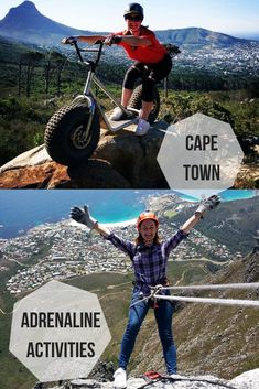 Cape Town in South Africa is all about adventure. Read here to find out what other adrenaline activities are available for you to try out in the adventure capital. Adventure Activities, Activities To Do, Cape Town South Africa, Adventure Travel, How To Find Out, Culture, Reading, Blog, Adventure Tours