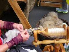 Resultado de imagen de wolle spinnen