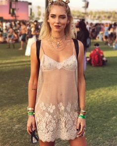 "118.4k Likes, 846 Comments - Chiara Ferragni (@chiaraferragni) on Instagram: ""It ain't easy being a Coachella  #TheBlondeSaladGoesToCoachella #Chiachella"""