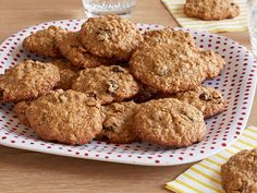 Get this all-star, easy-to-follow Oatiest Oatmeal Cookie recipe from Alton Brown