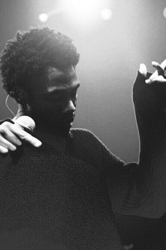 """Childish Gambino/Danny Glover """"I refuse to go back to not liking who I was."""""""