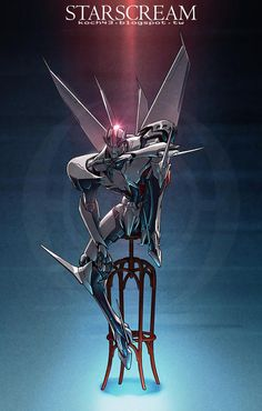 Starscream (TFP) by koch43.deviantart.com on @DeviantArt