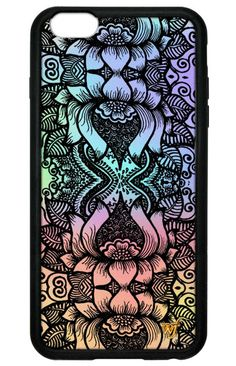 NEW Wildflower Lotus Flower iPhone 6 Plus Case