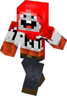 Exploding Tnt Skin   Minecraft Skins