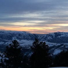 #PowderMountain #Utah #NoNeedForAFilter