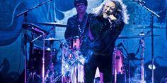 Robert Plant am 30.Juli 2016 im Amphitheater Pula - In Istrien