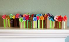 cute-spring-crafts-for-kids.  This would be cute with buttons too