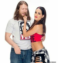 Brie Bella and Daniel Bryan Funniest and Most Awkward WWE Photoshoot Brie Bella Wwe, Nikki And Brie Bella, Daniel Bryan Wwe, Rosa Mendes, Wwe Couples, Wwe Women's Division, Wwe Roman Reigns, Wrestling Wwe, Wwe Womens