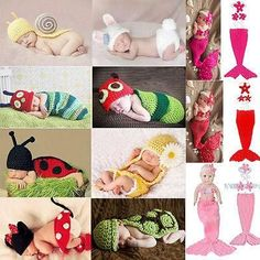 8e106b329dd Popular Newborn Baby Girl Boy Crochet Knit Costume Photo Photography Prop  Outfit for Like the Popular Newborn Baby Girl Boy Crochet Knit Costume Photo  ...
